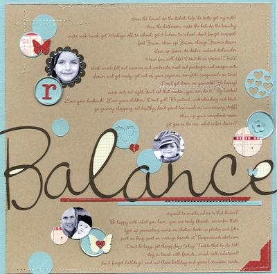 1st RW Balance New Product