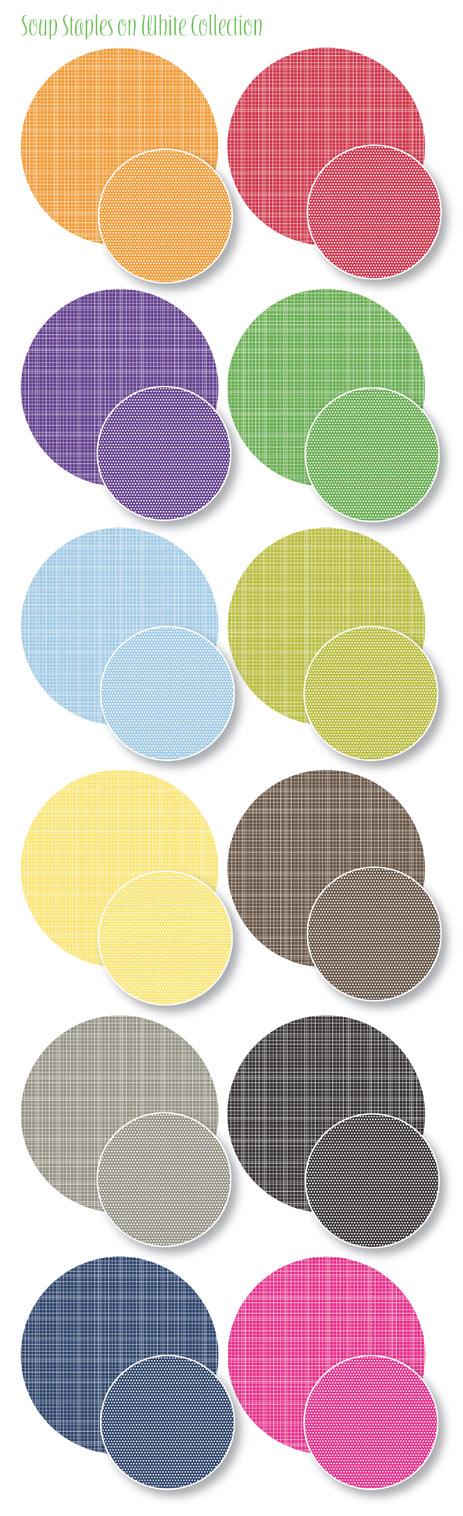 Jillibean soup dot papers