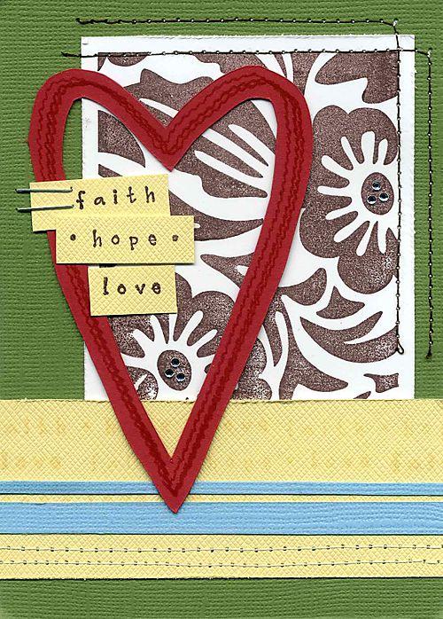 SYM3 Heart Card RW 09-06001